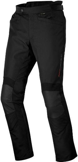 Revit Pantaloni Moto ForatI Airwave 2 Accorciato Nero Protezioni