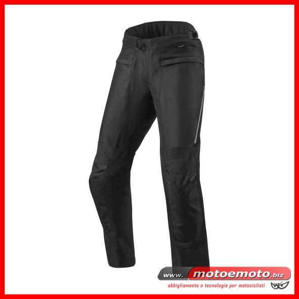 XL Nero OJ Pantalone Doppio Strato 4 Stagioni 100/% Impermeabile Hot Pant